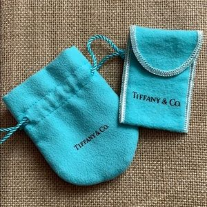 2 tiffany baggies